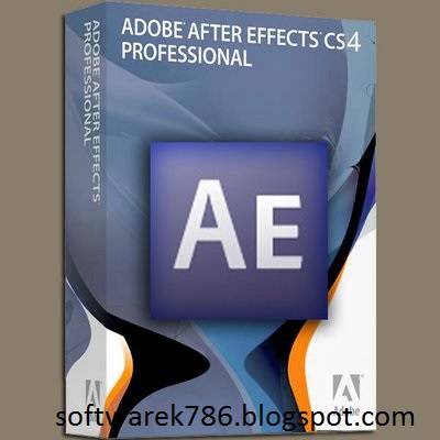 Adobe After Effect CS4 Full Version Free Download | Softwares & Games