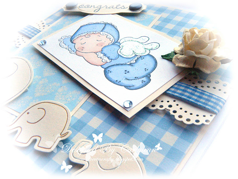 Ive Used All My Favourite Craftwork Cards Bits For Card Today I Love There Little Boy Blue Collection Tho Find Sometimes When Buy Things Like