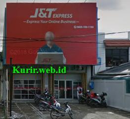 Alamat Agen J&T Express Di Padang
