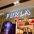 Mẫu chữ inox vàng Shop thời trang Furla