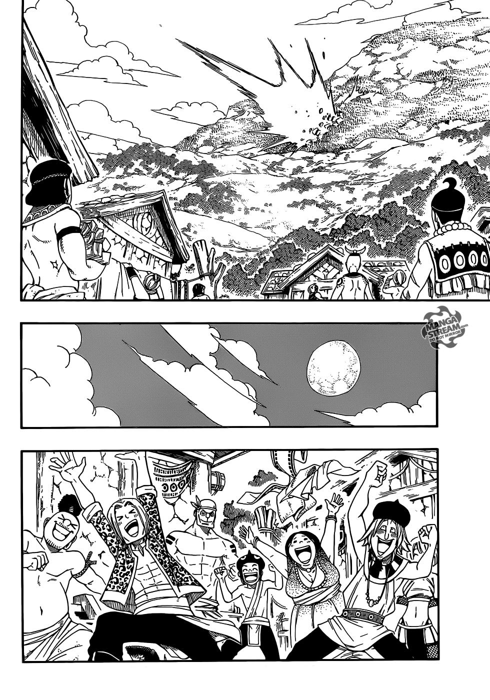 Fairy Tail chap 299 trang 14