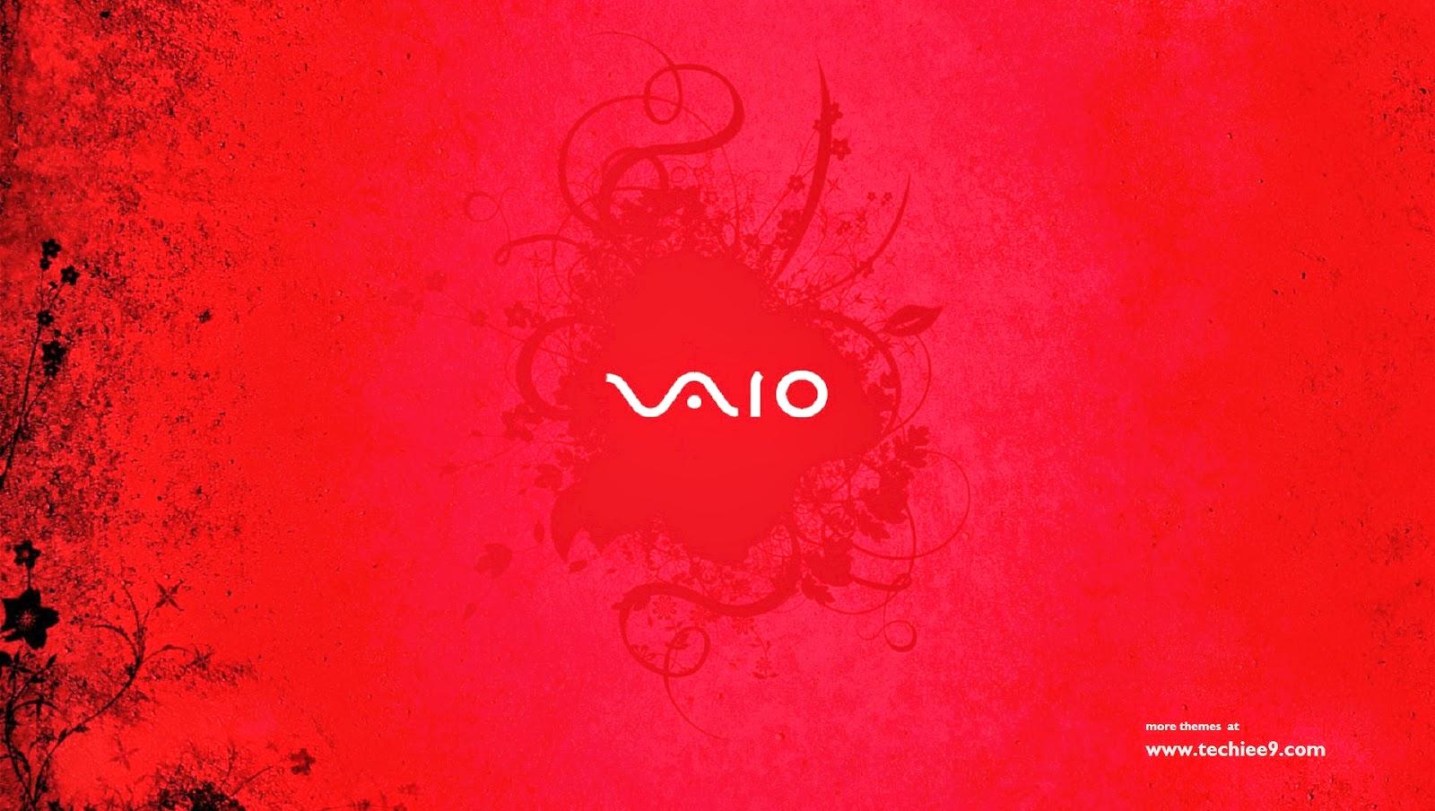 Sony Vaio full hd 1920x1080 widescreen wallpaper