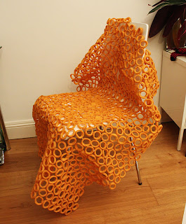 Arte con silla