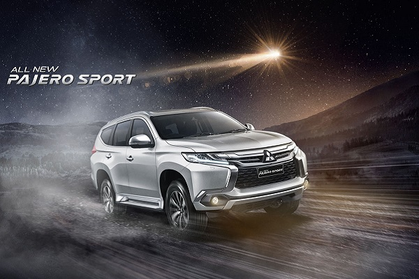 Kredit Mitsubishi All New Pajero Sport Dakar, Exceed dan GLX