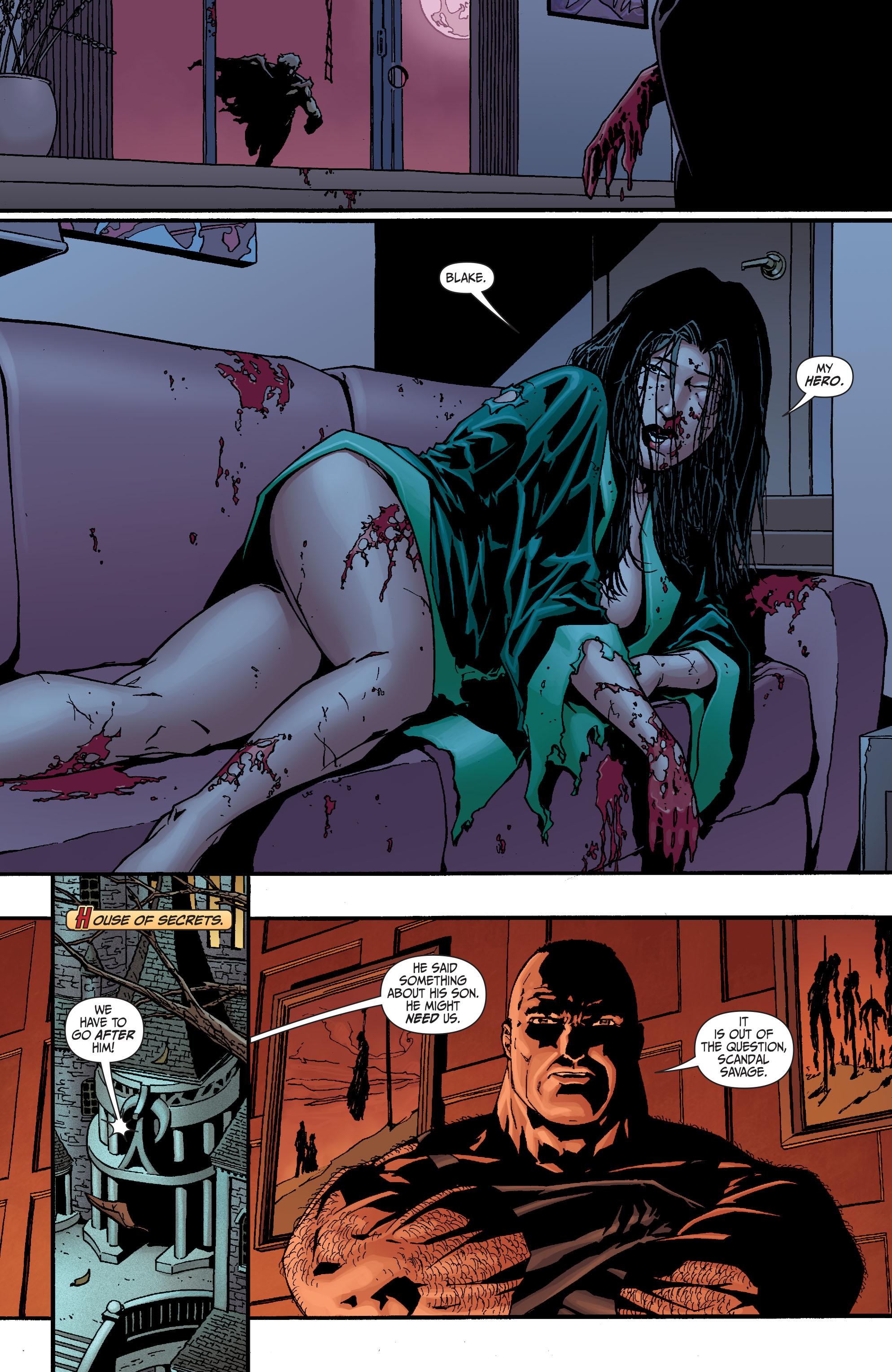 Read online Secret Six (2008) comic -  Issue #20 - 12