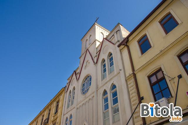 Catholic Church - Bitola, Macedonia