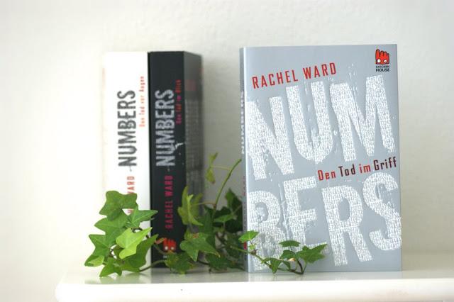 """Rezension """"Numbers - Den Tod im Griff"""" von Rachel Ward www.nanawhatelse.at Der Salzburger Buch-Blog."""