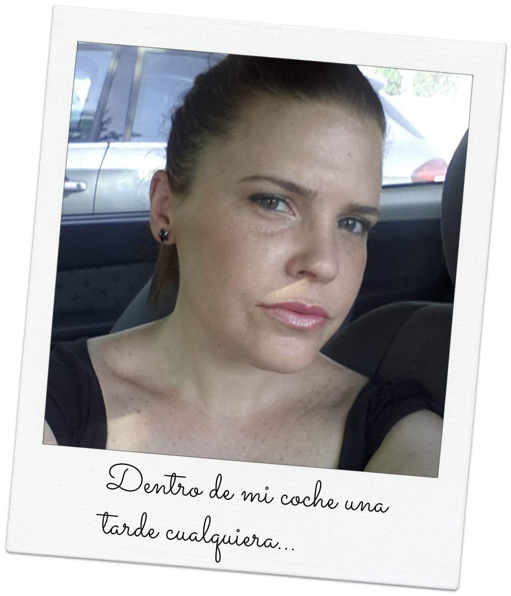 foto con el maquillaje de heliocare
