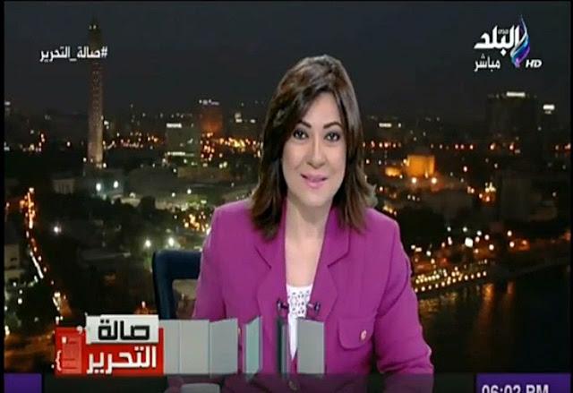 برنامج صالة التحرير 3-2-2018 عزة مصطفى السيسى و قابوس