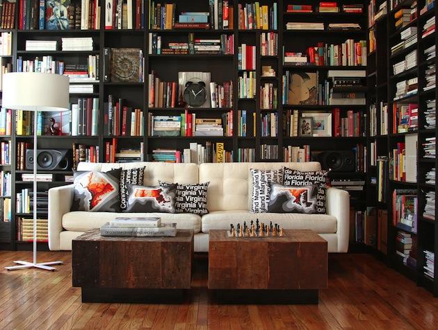 Membuat Perpustakaan Keluarga? Baca Dulu 3 Tips Ini Agar Lebih Mudah Dan Keren