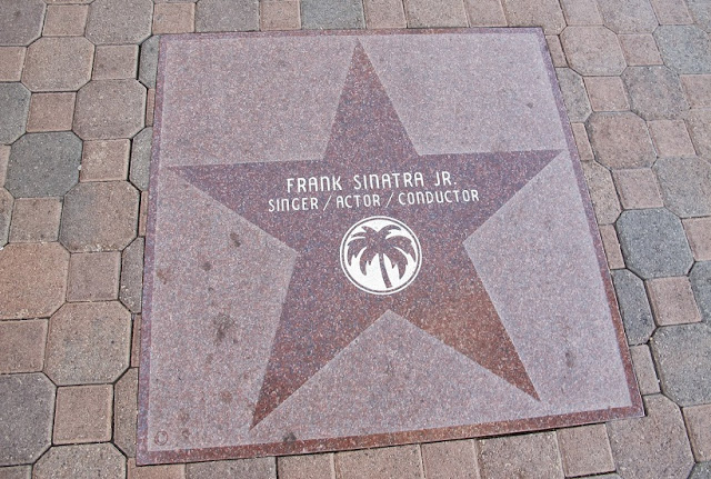 Calçada da fama de Palm Springs