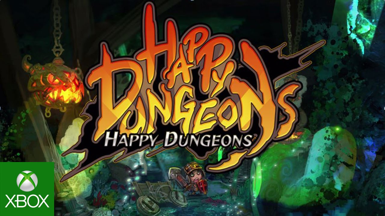 Chalgyr's Game Room: Happy Dungeons - Better with a Partner