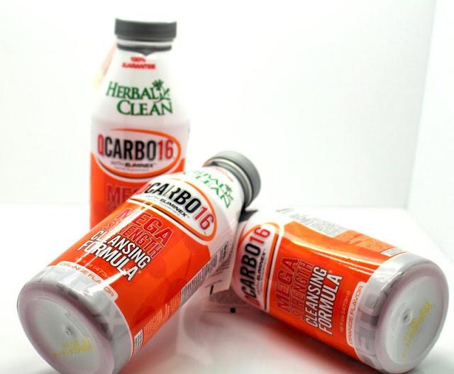 QCarbo 16 Detox Drink for Pass Urine Drug Test