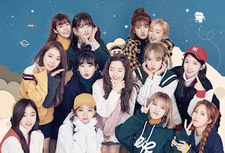 Lyric : Cosmic Girls - Closer To You