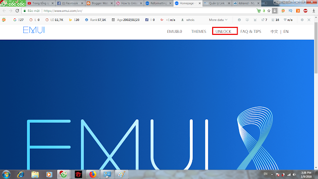 DEVELOPER - Hướng Dẫn Unlock - Relock Bootloader Các Dòng Máy Huawei