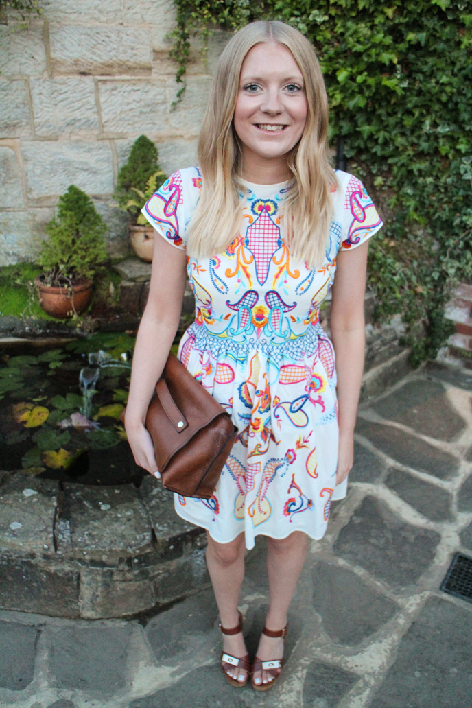 Wedding Guest Outfit Post