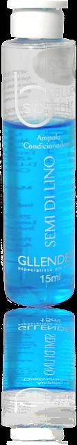 Descubra nesta Resenha se a Ampola Blue Saphir (Semi di Lino) da Gllendex é boa