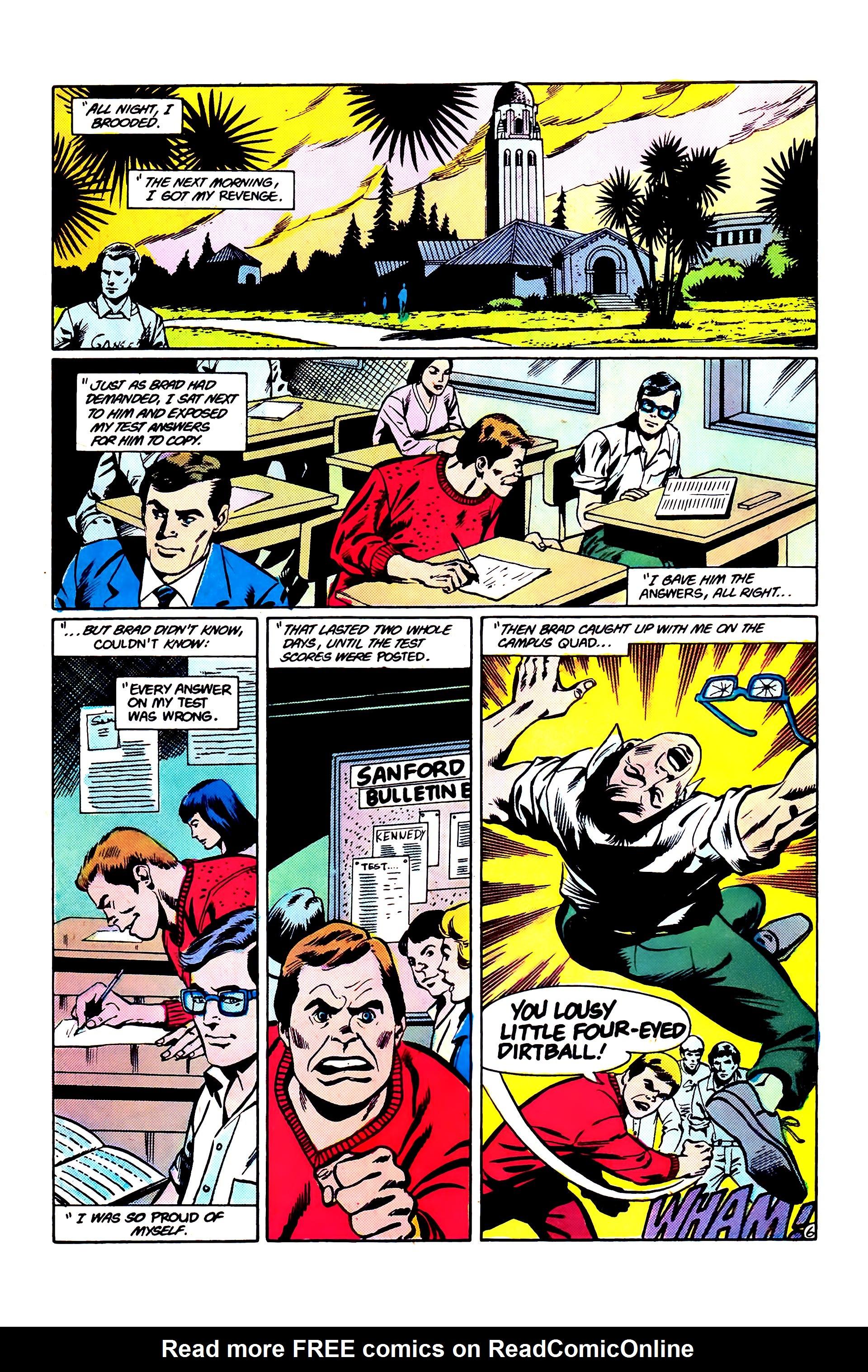 Read online Secret Origins (1986) comic -  Issue #4 - 10