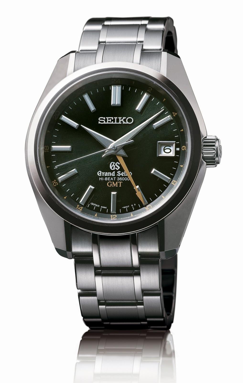 Seiko, Grand Seiko Hi-Beat 36000 GMT