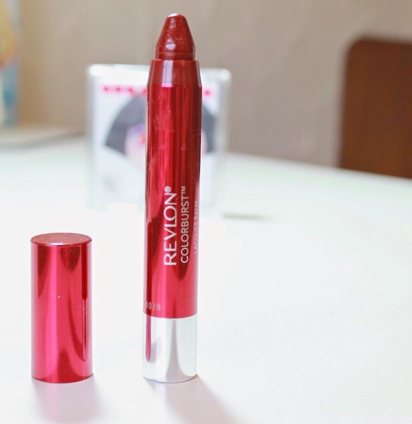 Revlon Colorburst Lacquer Balm in Enticing