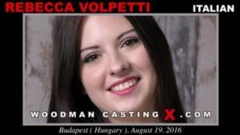 Woodman Casting X – Rebecca Volpetti