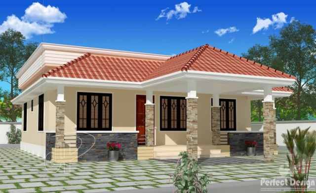 Kerala Home Elevation Design Photos Images First Floor
