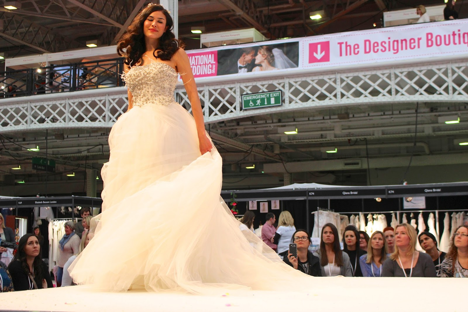 Finiks bridal wear the national wedding show