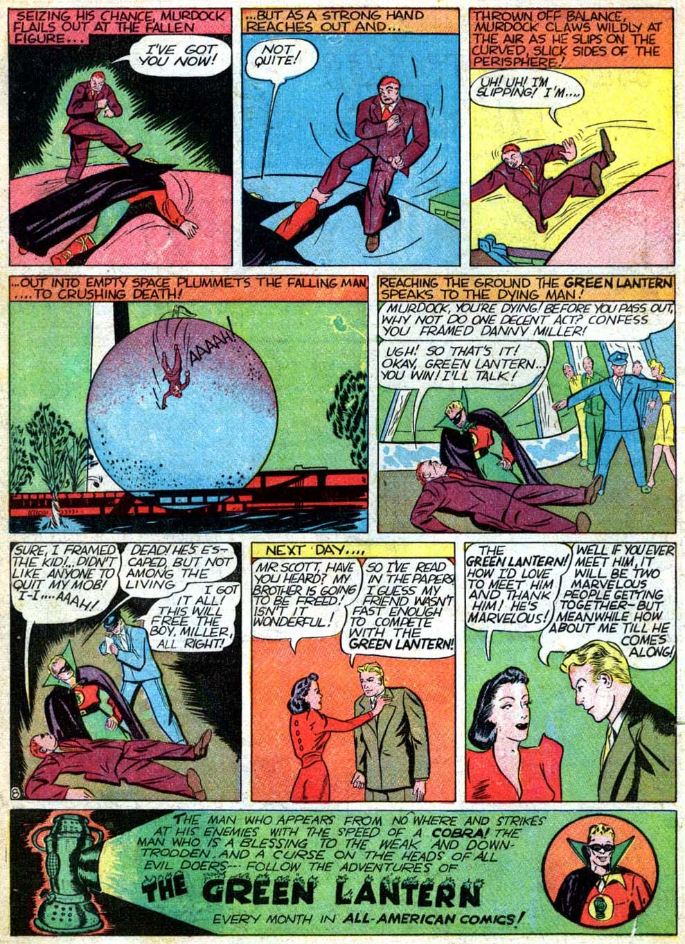 Read online All-American Comics (1939) comic -  Issue #18 - 10
