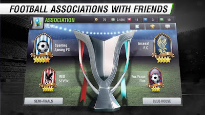 Top Eleven 2017 Full MOD APK v5.2 Update Unlimited Token
