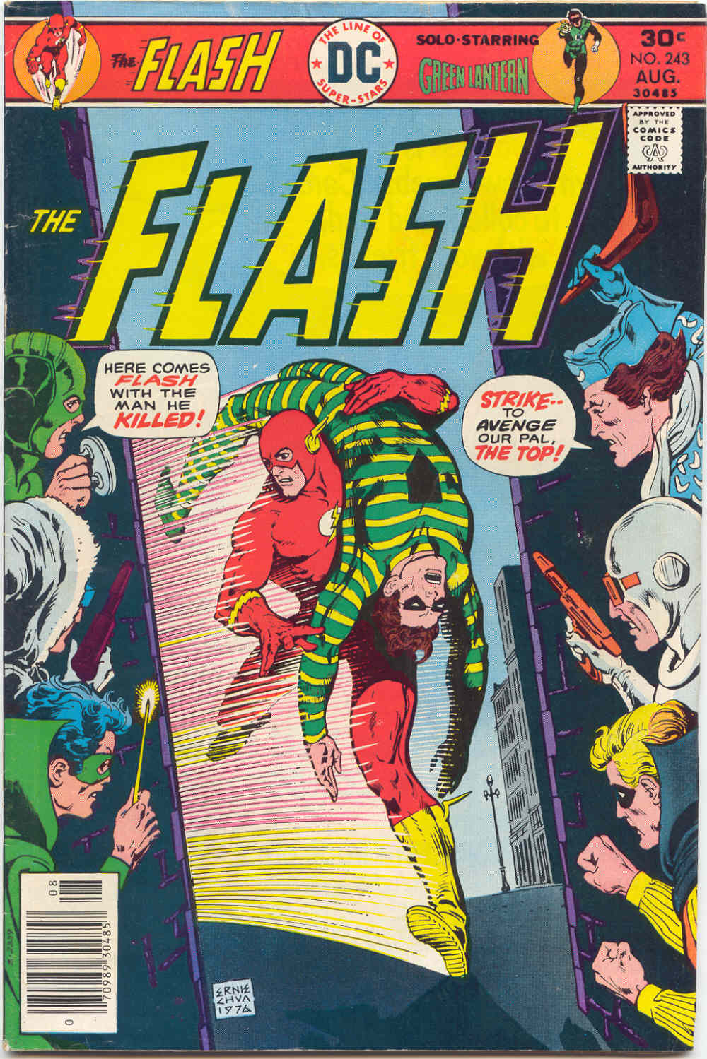 The Flash (1959) 243 Page 1