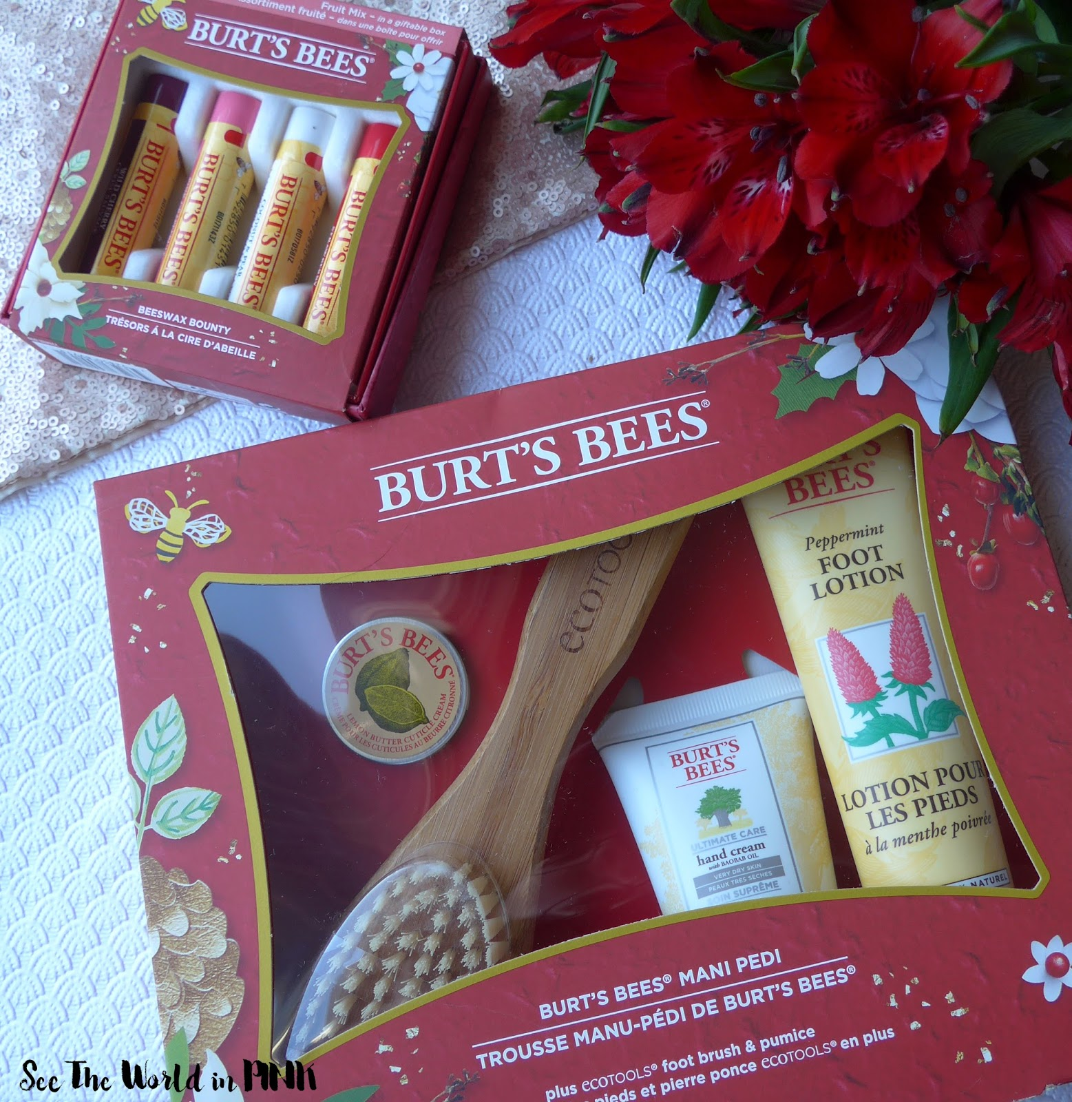 Holiday Gift Ideas From Burt's Bees!