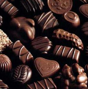 Yummy Chocolates Wallpapers