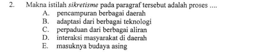 Pembahasan Soal Un Tahun 2016 2017 Bahasa Indonesia Sma Ma Menentukan Makna Istilah Kata Soal