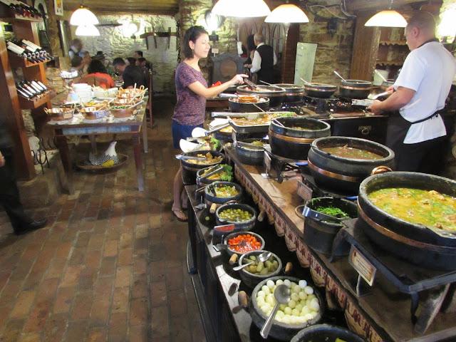 Restaurante Conto de Réis