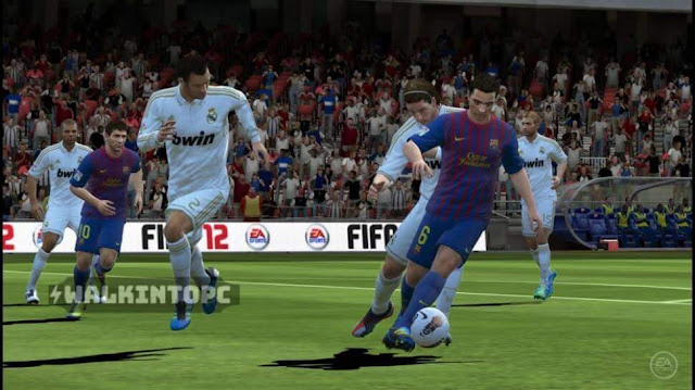 FIFA 2012 PC Games Free Download | WalkIntoPC.com