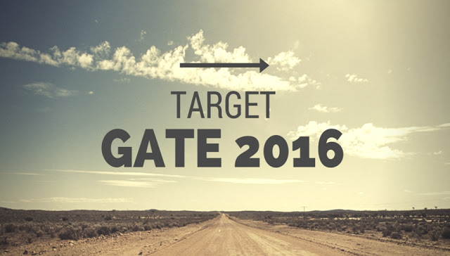 gate 2016 Results date check online
