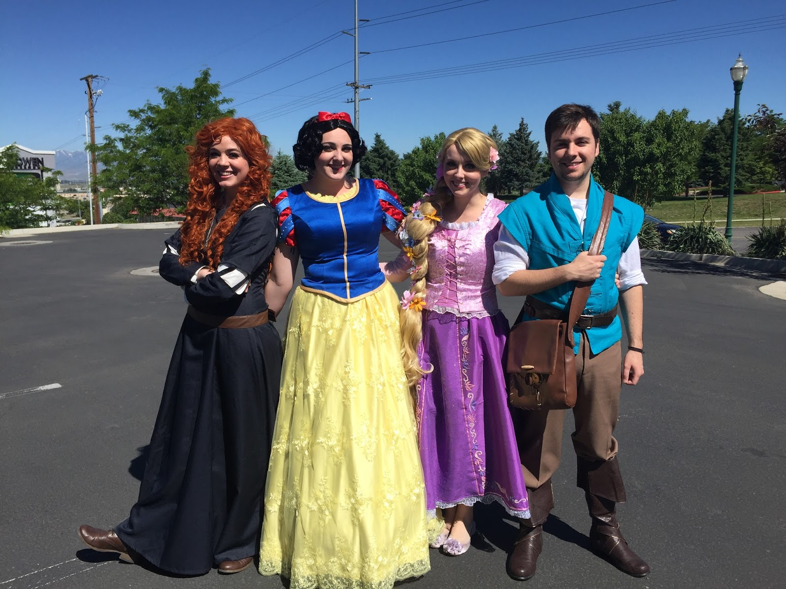 Party with the Princesses at our fertility fundraiser