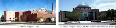St Mary's Hospital (Roswell) Before and After