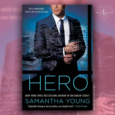 Book Review - Hero by Samantha Young