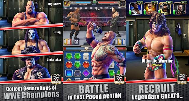 WWE Champions Gameplay