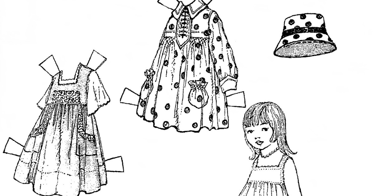 Mostly Paper Dolls Too!: A Paper Doll Named RENIE