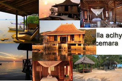 Hotel Villa Omah Alchy Cemara Karimunjawa Murah 02914260589