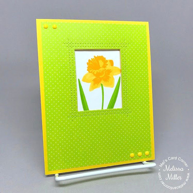 Sunny Studio Stamps: Sunny Saturday Shares Card by Melissa Miller
