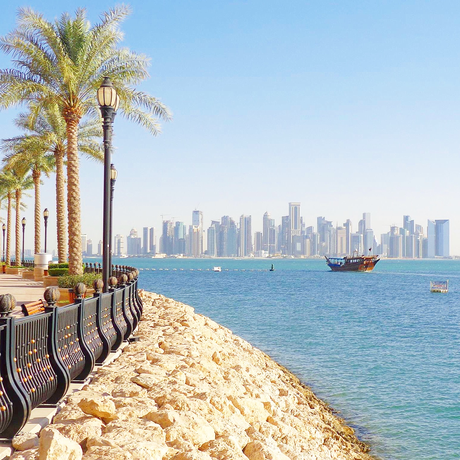 What To Do On A Short Layover In Doha