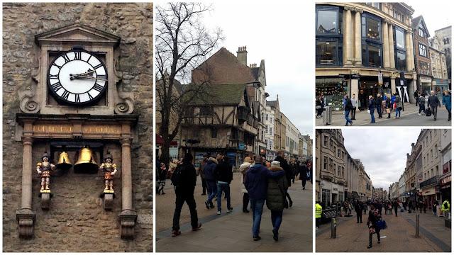 Calle comercial Oxford