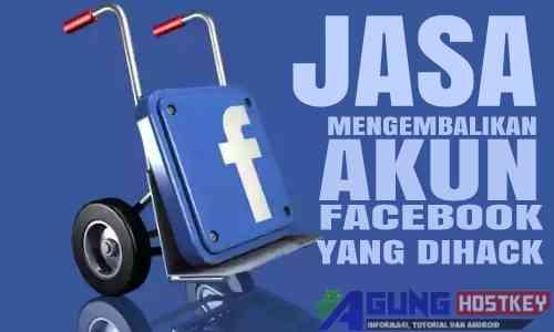 jasa mengembalikan akun facebook, gratis, jasa pemulihak akun facebook yang dihack
