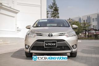 So sánh Toyota Vios với Ford Fiesta 4