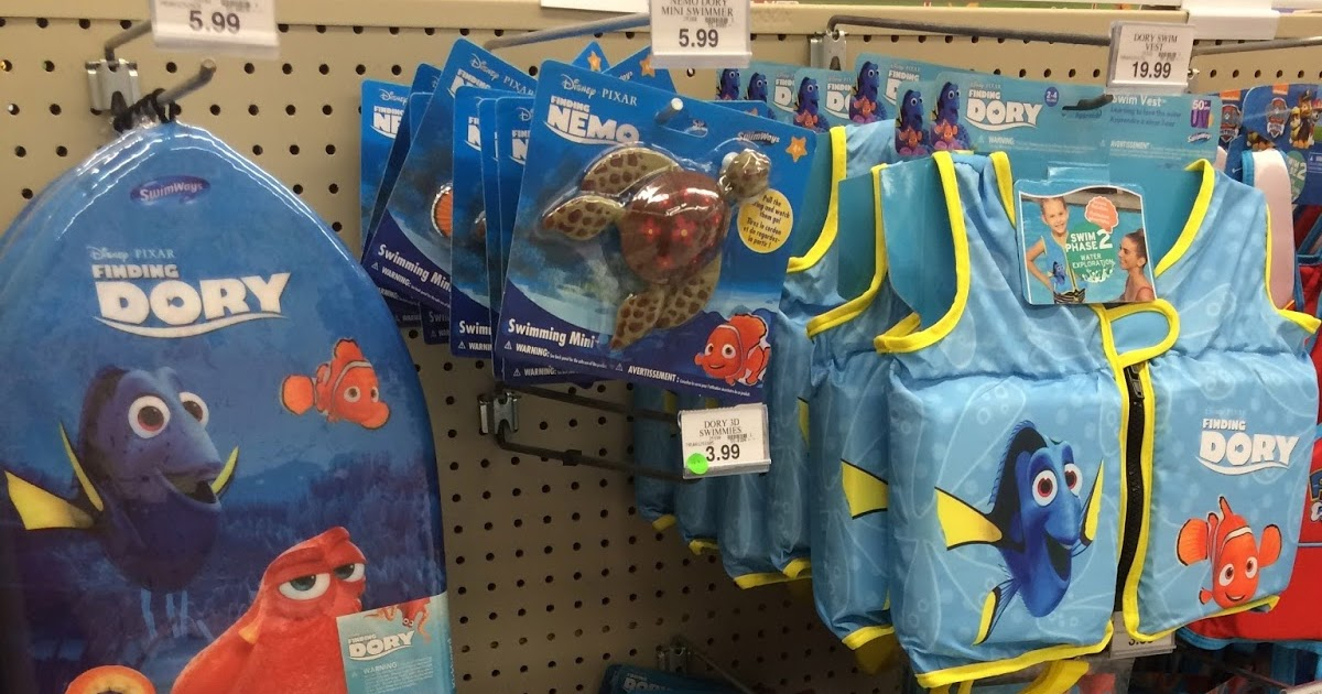 Dan the pixar fan events finding dory merch release - Toys r us swimming pools for kids ...