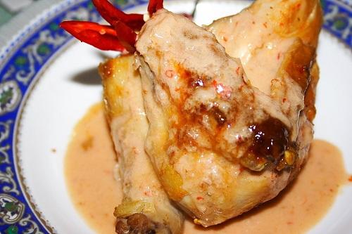 Resepi Ayam Percik Terengganu!!