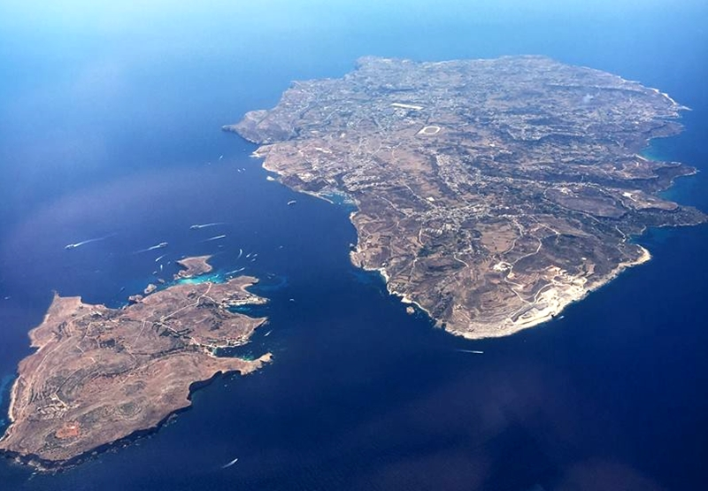 Malta, 4 dni na Malcie, plan na wycieczkę na Malcie, 4 dniowy plan zwiedziania, gotowy plan zwiedzania Malta, Valetta, Marsaxlook, St. Peter's Pool, Mdina, Tuffieha Bay, Comino, Gozo